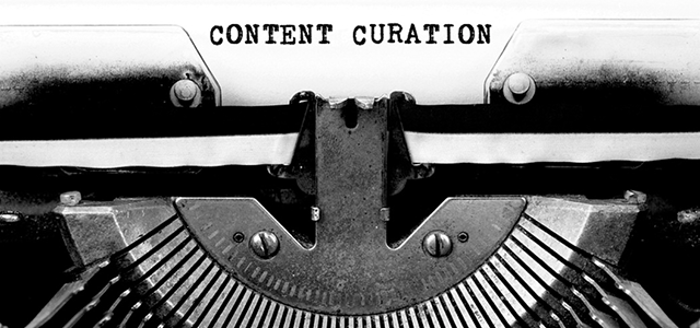 content curation pull it from other sources