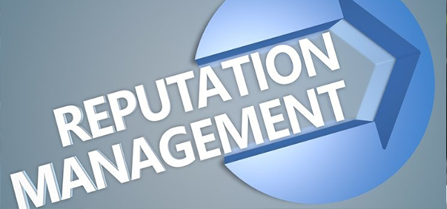 reputation management can involve SEO and content